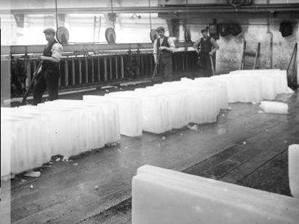 Fabrica de hielo